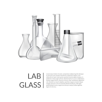 Con posto per tubi di vetro da laboratorio e di testo