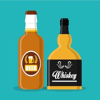 Concept design di whisky