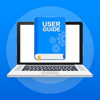 Concept guida per l'utente per la pagina web