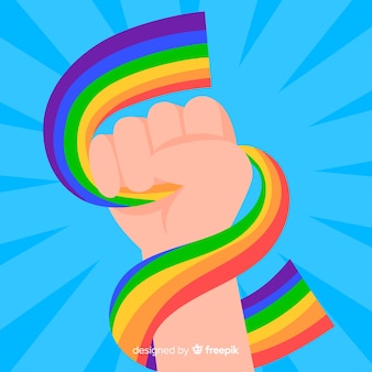 Concetto del giorno dell'orgoglio