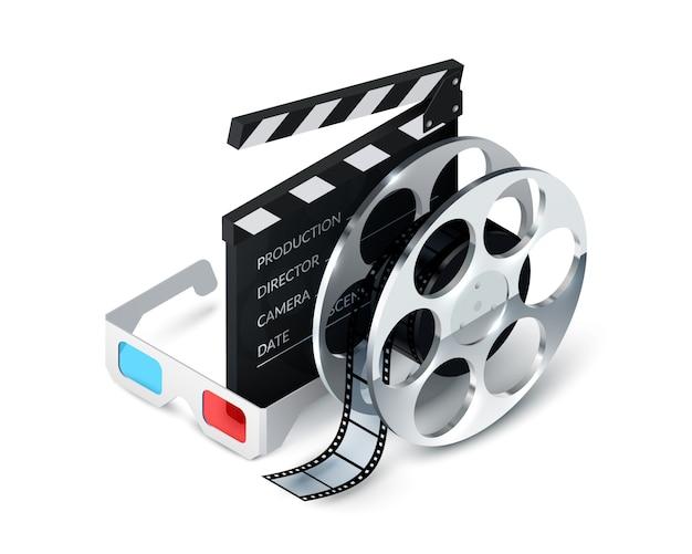 Concetto di cinema