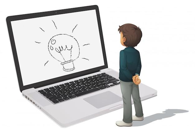 Concetto di computer