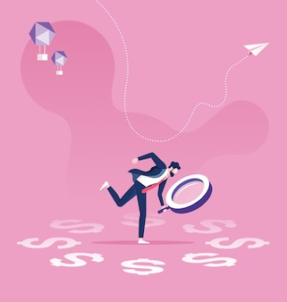 Concetto di controllo finanziario aziendale