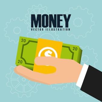 Concetto di denaro