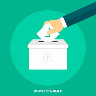 Concetto di elezione