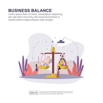 Concetto di equilibrio aziendale