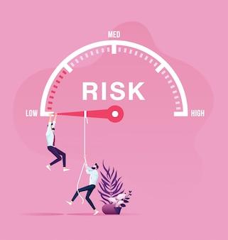 Concetto di gestione del rischio