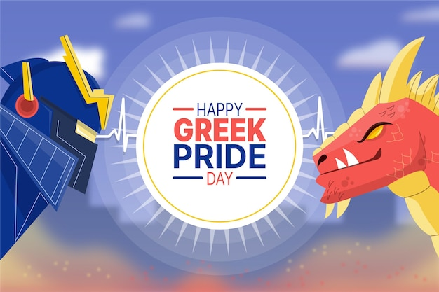 Concetto di giorno di orgoglio geek