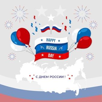 Concetto di giorno russia