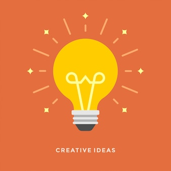 Concetto di illustrazione vettoriale business design piatto idea creativa