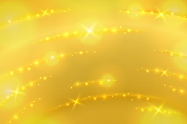 Concetto di lusso sfondo oro