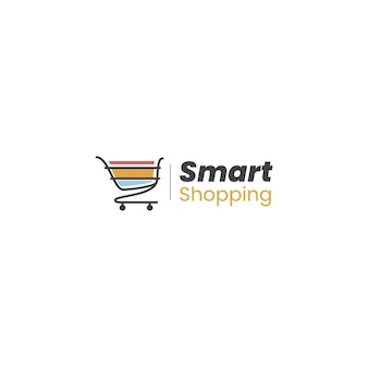 Concetto di marchio del supermercato