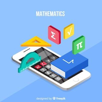 Concetto di matematica isometrica
