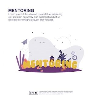 Concetto di mentoring