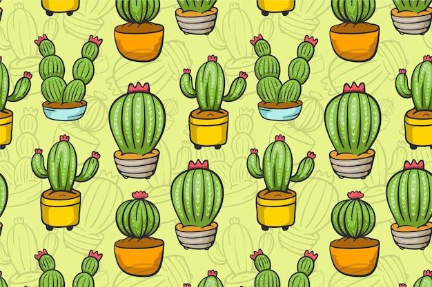 Concetto di modello di cactus