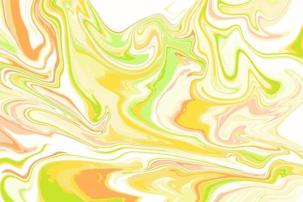 Concetto di sfondo marmo acido