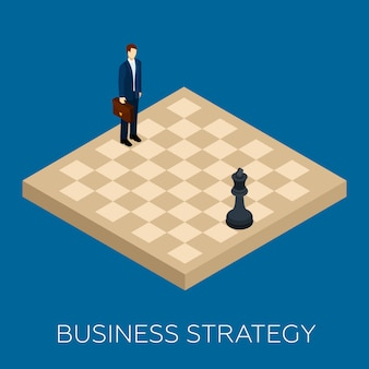Concetto di strategia aziendale