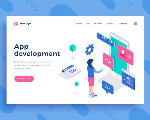 Concetto di sviluppo app