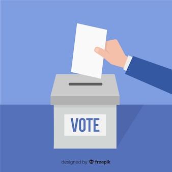 Concetto di voto