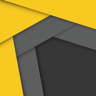 Concetto materiale con progettazione astratta dell'icona, grafico dell'illustrazione 10 env di vettore.