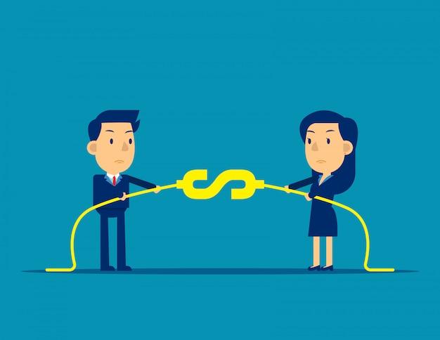 Concorrenza di finanza aziendale