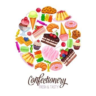 Confetteria e dolci