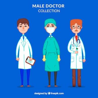 Confezione di chirurghi e medici