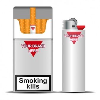 Confezione di tabacco