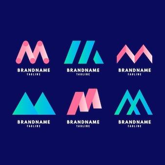 Confezione logo m.