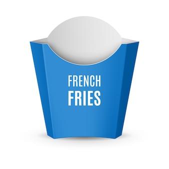 Confezione per patatine fritte