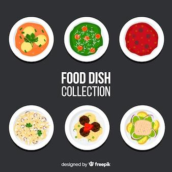 Confezione piatti piatti