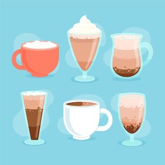 Confezione tipo caffè