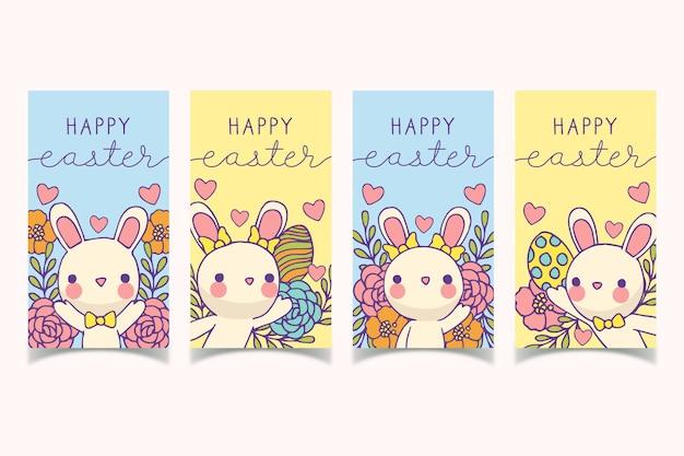 Coniglietto con farfallino instagram collezione pasqua