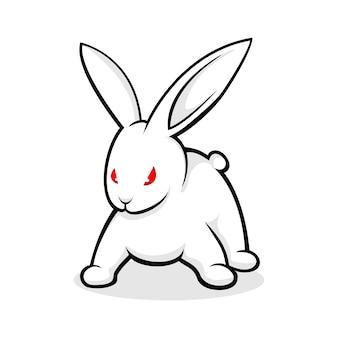 Coniglio cattivo