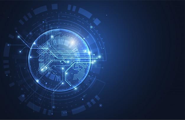 Connessione di rete globale