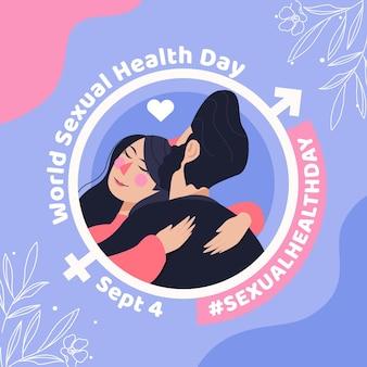 Consapevolezza della giornata mondiale della salute sessuale