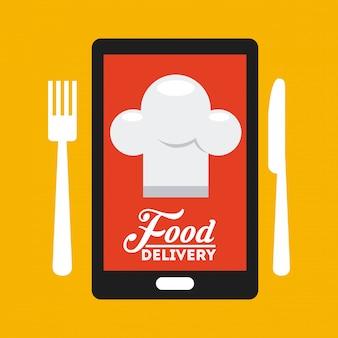 Consegna del cibo