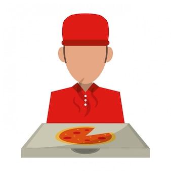 Consegna di fast food
