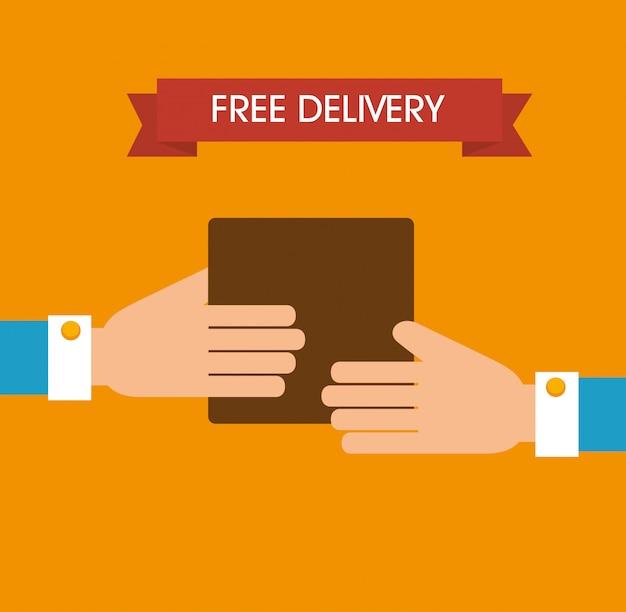 Consegna e spedizione gratuite