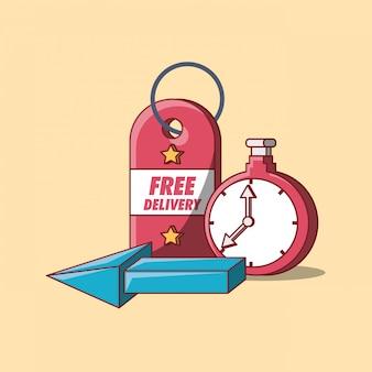 Consegna gratuita