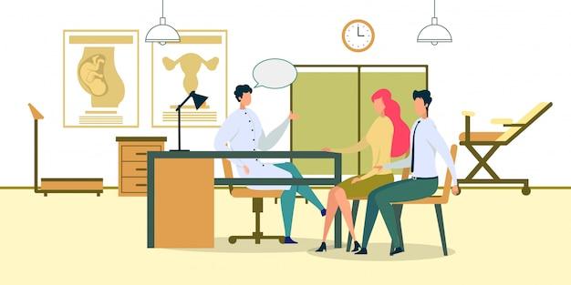 Consulenza in medicina della medicina riproduttiva