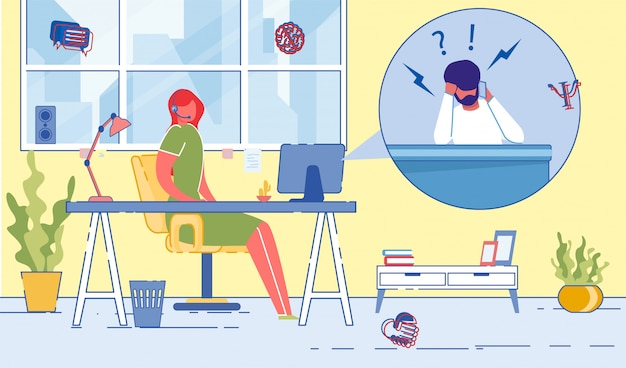 Consultazione online di psicologi medici a distanza.
