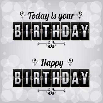 Contatore di compleanno