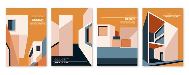Coperture di architettura minimale