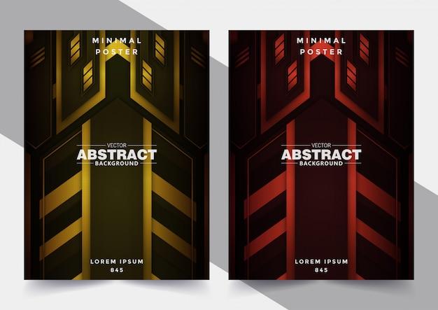 Coperture geometriche astratte