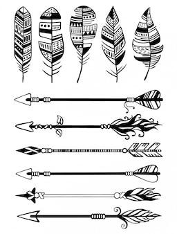 Corna decorative rustiche