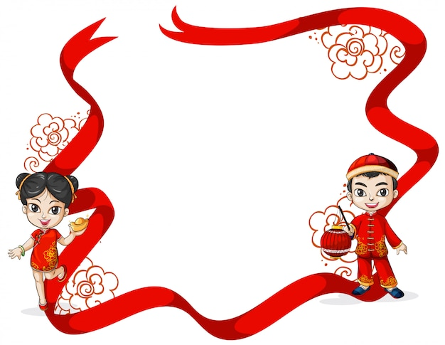Cornice cinese