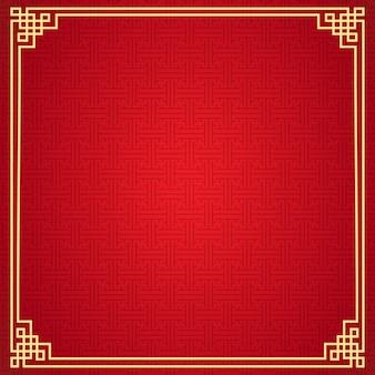 Cornice cinese.