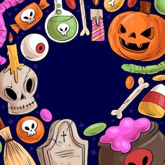Cornice di halloween