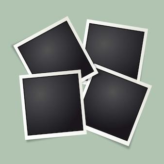 Cornice per foto polaroid